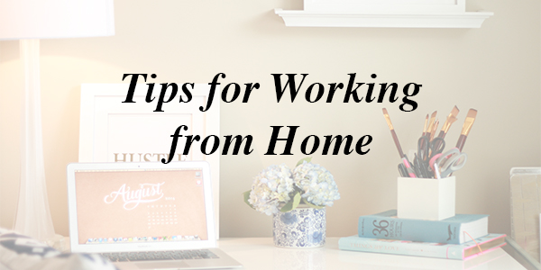 Tipsforworkingfromhome