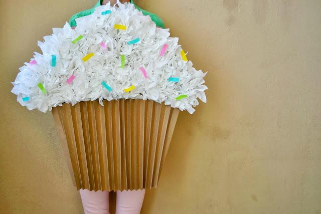 bright cupcake